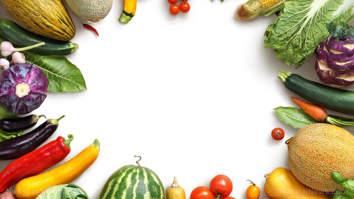 Fruits and vegetables improve lung function: Just one ...